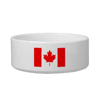 The Canadian Flag - Canada Souvenir Bowl