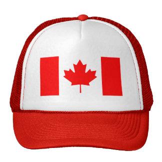 The Canadian Flag - Canada Souvenir Trucker Hat