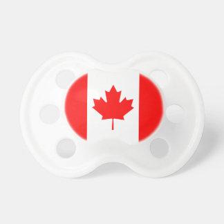 The Canadian Flag - Canada Souvenir Pacifier