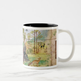 The Canadian Forest Two-Tone Coffee Mug