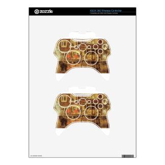 The Canal by James McNeill Whistler Xbox 360 Controller Skins