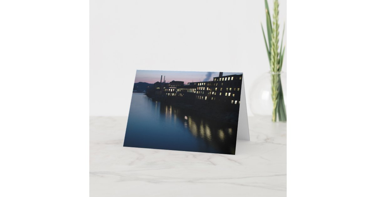 The Canal III Card | Zazzle.com