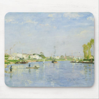 The Canal Saint-Denis Mouse Pad
