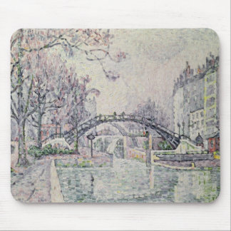 The Canal Saint-Martin, 1933 Mouse Pad