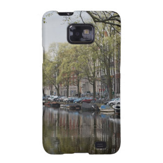The Canals of Amsterdam Samsung Galaxy S2 Covers