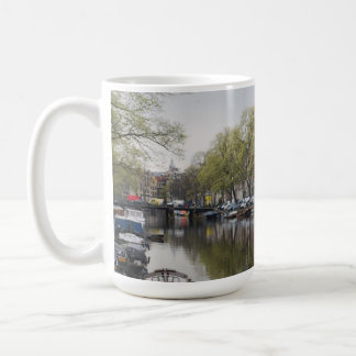 The Canals of Amsterdam Coffee Mug