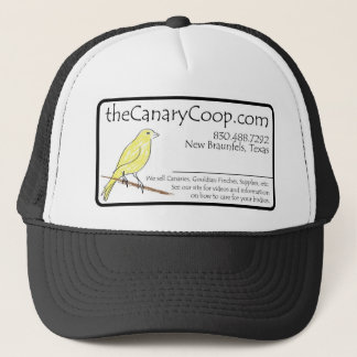 The Canary Coop - New Braunfels, Texas Trucker Hat