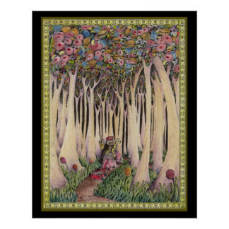The Candy Forest Poster