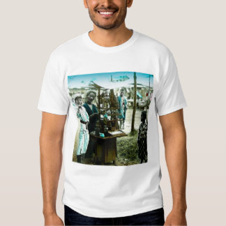 The Candy Man of Old Japan Vintage Japanese T-Shirt