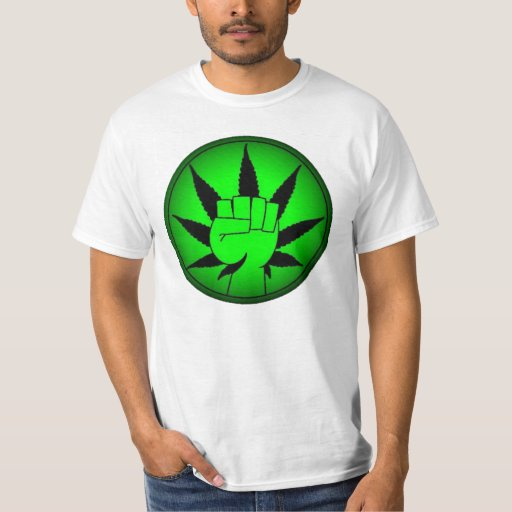 THE CANNABIS LIBERATION FRONT T-Shirt