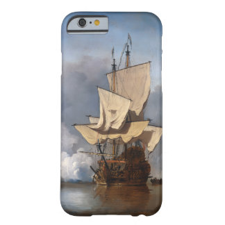 The Cannon Shot Fine Art Barely There iPhone 6 Case