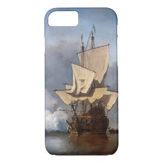 The Cannon Shot Fine Art iPhone 7 Case
