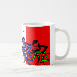 The Canon Ball Win - Tour de France Coffee Mug