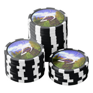 The Canon Poker Chips Set