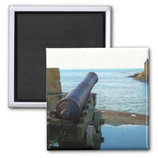 The Canon Porthleven Cornwall England Magnet