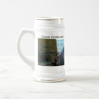The Canon Porthleven Cornwall England 18 Oz Beer Stein
