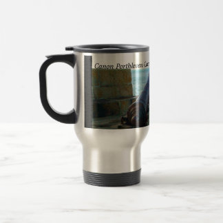 The Canon Porthleven Cornwall England 15 Oz Stainless Steel Travel Mug