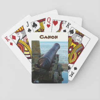 The Canon Porthleven Cornwall England Playing Cards