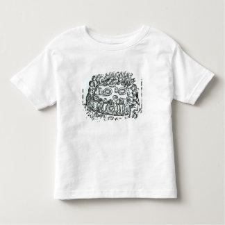 The Canterbury Pilgrims Toddler T-shirt