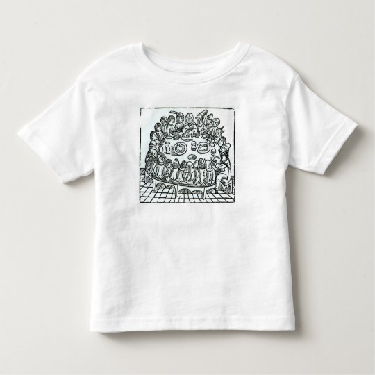 The Canterbury Pilgrims Toddler T-shirt
