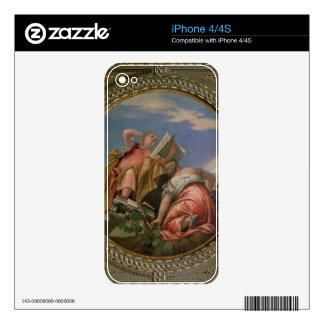 The Canto iPhone 4S Skins