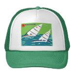 The cap Art Trucker Hat