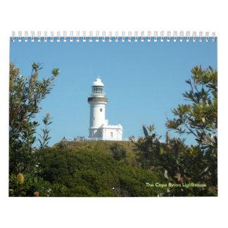 The Cape Byron Lighthouse Calendar