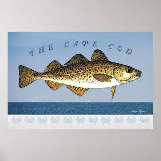 The Cape Cod Poster