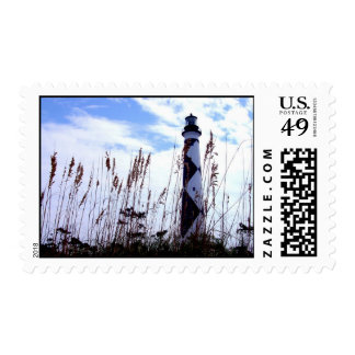The Cape Lookout Lighthouse Stamp