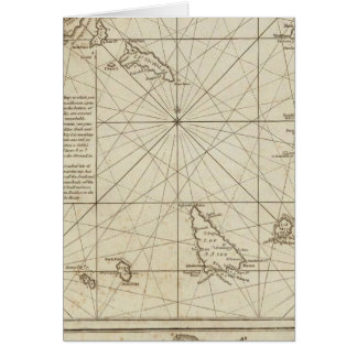 The Cape Verd Islands Card