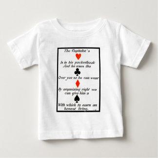 The Capitalist Baby T-Shirt