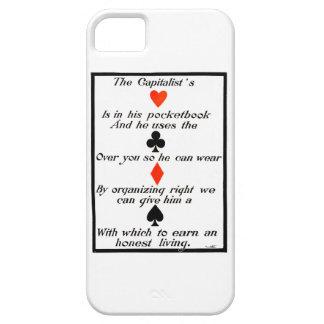The Capitalist iPhone SE/5/5s Case