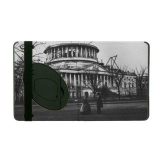 The Capitol Building in Washington D.C. iPad Cover