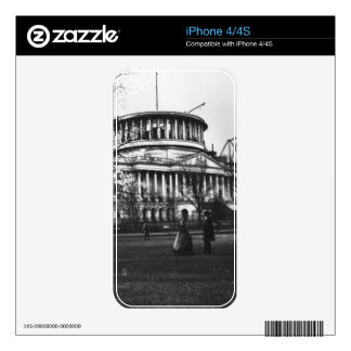 The Capitol Building in Washington D.C. Skin For The iPhone 4S