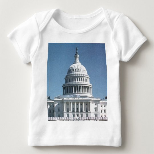 The Capitol Dome Baby T-Shirt