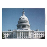 The Capitol Dome Greeting Cards