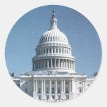 The Capitol Dome Sticker