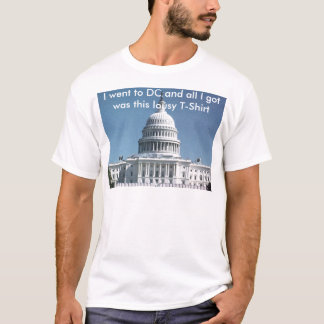 The Capitol Dome T-Shirt