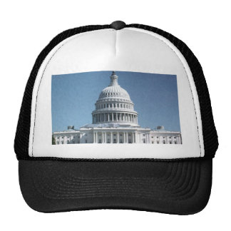 The Capitol Dome Trucker Hat