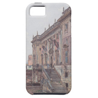 The Capitol in Rome by Rudolf von Alt iPhone 5 Covers