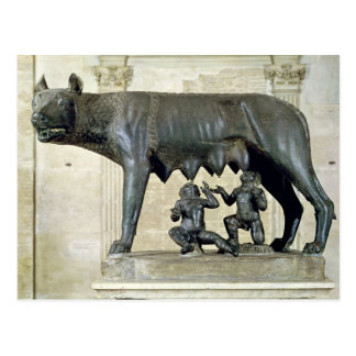 The Capitoline She-Wolf Postcards