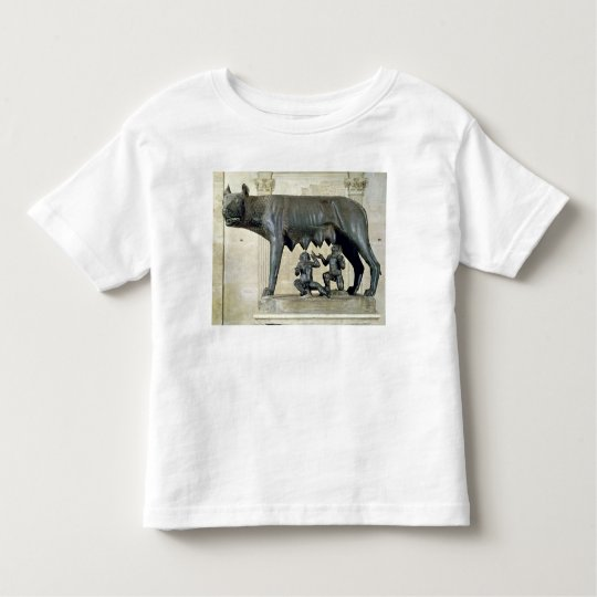 The Capitoline She-Wolf Toddler T-shirt