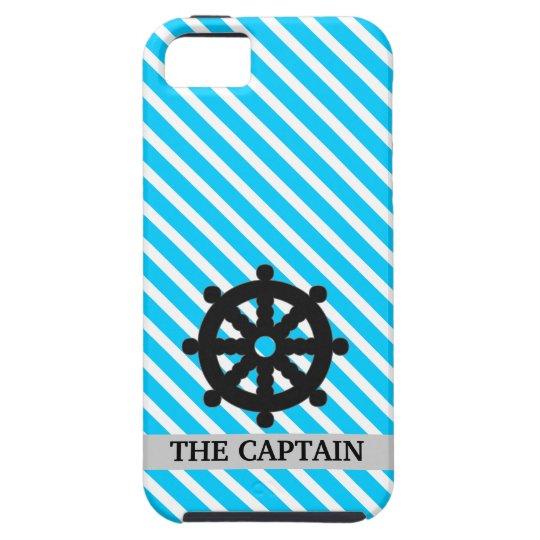 The Captain Thin Lines Design case