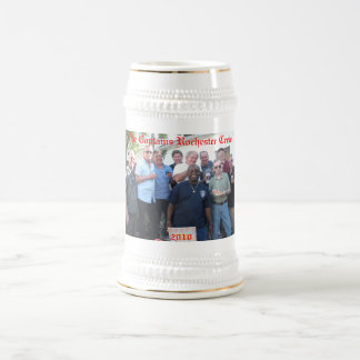The Captains Rochester Crew!, 2010 Beer Stein