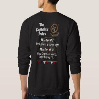 The Captain's Rules - Sweatshirt