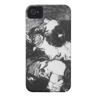 The Captivity is as Barbarous the Crime Francisco iPhone 4 Case