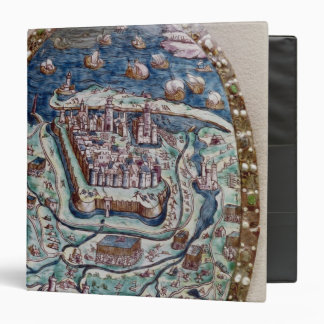 The Capture of Calais by the French in 1558 3 Ring Binder