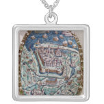 The Capture of Calais by the French in 1558 Necklace