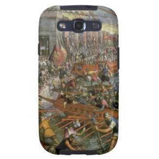The Capture of Constantinople in 1204 (oil on canv Galaxy SIII Cases