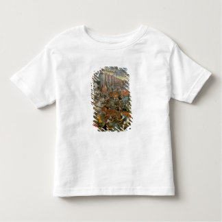 The Capture of Constantinople in 1204 (oil on canv Toddler T-shirt